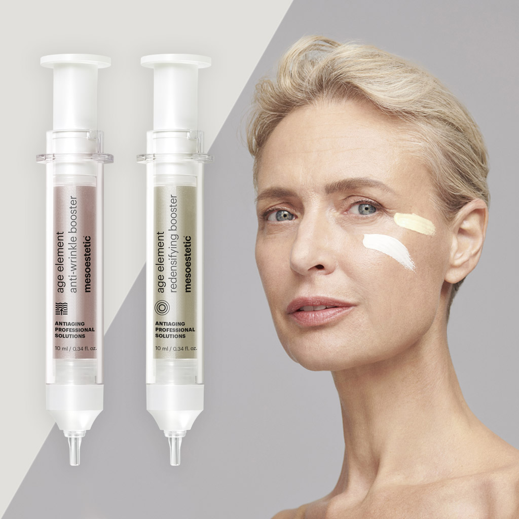 age element® tratamento antiaging integral e personalizável