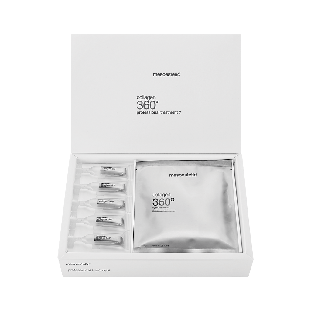 collagen 360º Tratamento profissional refirmante collagen 360º