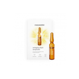 antiaging flash ampoules