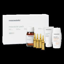 Tratamento profissional de rejuvenescimento imediato mesoéclat®