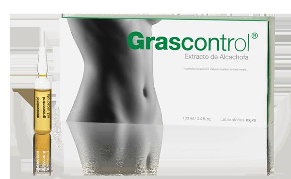 grascontrol extracto alcachofa